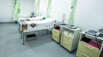 Recuperare și reabilitare medicală la Ovidius Clinical Hospital. FOTO OCH