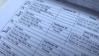 Inspectorii OPC au prezentat neregulile gasite la firma de catering. FOTO OPC