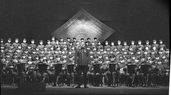 Corul Armatei Rosii revine la Constanța