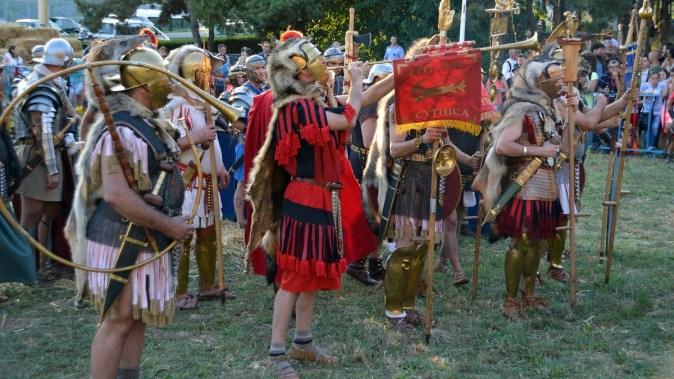 Festivalul Antic Tomis 2017 a ajuns la final