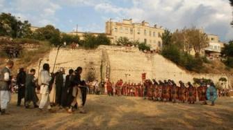 Festivalul Antic Tomis. Foto Tudor Buzoianu