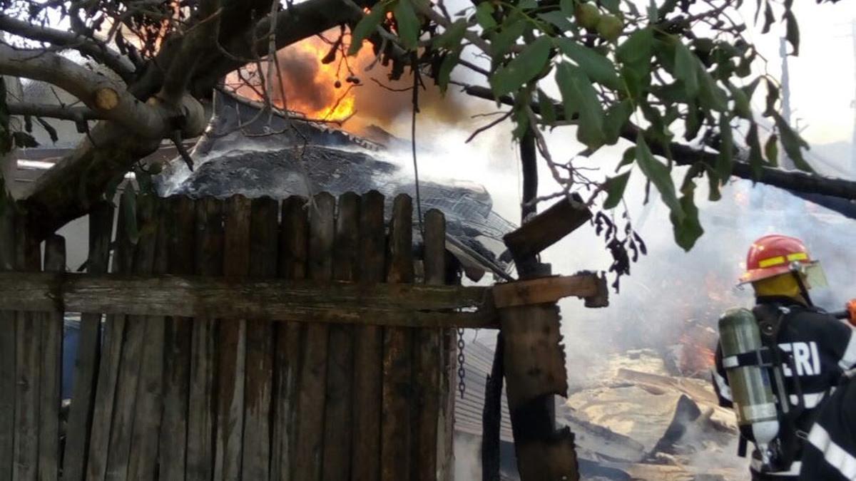 Incendiu casa Murfatlar ISU Dbrogea (6)