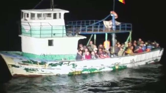 pescador, migranti