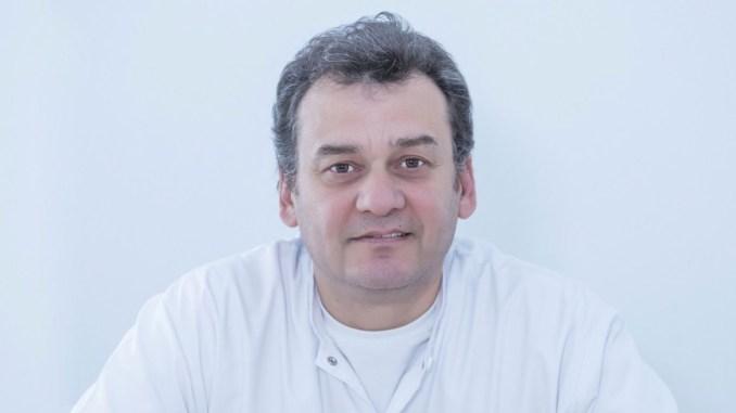 Dr. Paris Stamule, medic primar de chirurgie generală la Ovidius Clinical Hospital. FOTO OCH