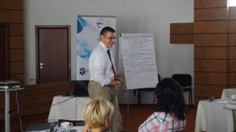 Atelierul Internațional pentru Dezvoltarea Competențelor Antreprenoriale EMPRETEC se tine la Constanta intre 1 si 9 septembrie
