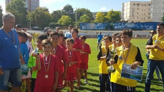 C.S. Victoria Cumpăna a castigat Challange Cup Callatis