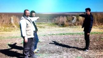 Migrantii irakieni au fost depistati intamplator de un echipaj de politie, langa Albesti