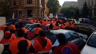 Personalul Serviciilor de Ambulanță sunt nemulțumiți de reducerile salariale și condițiile de muncă. FOTO SAJ Constanța