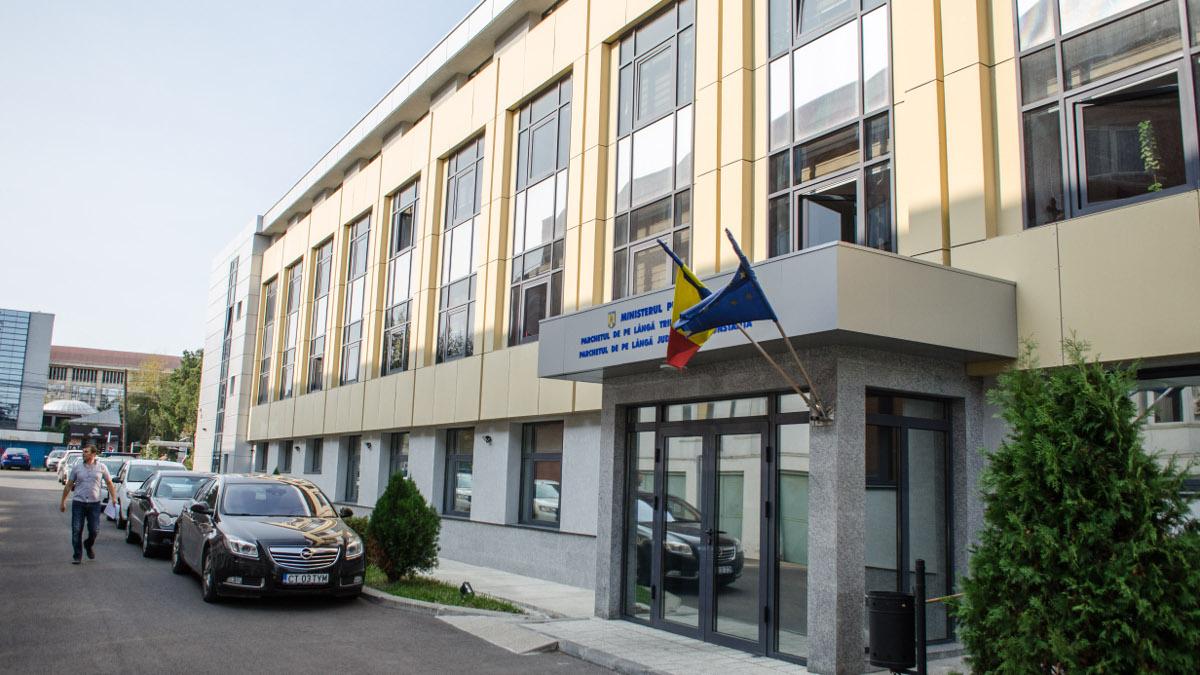 Sediul Parchetul Tribunalului si Judecatoriei Constanta (1)