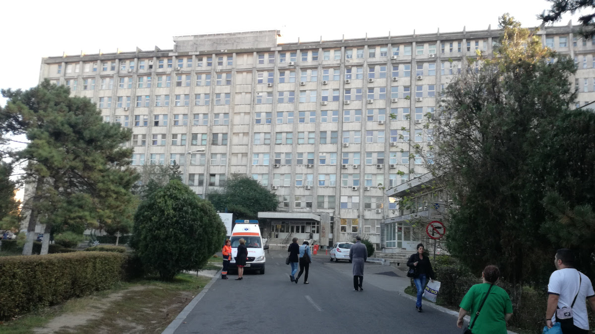 Spitalul clinic Judetean de Urgenta Sf. Ap. Andrei Constanta