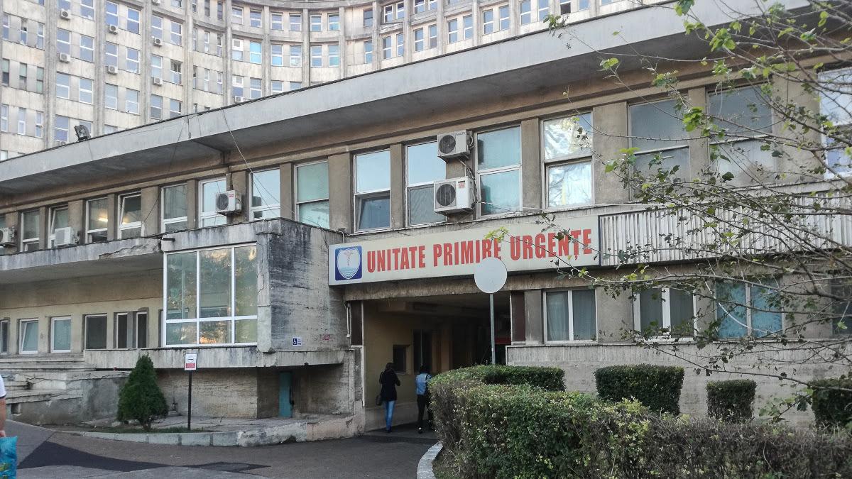 UPU Spitalul clinic Judetean de Urgenta Sf. Ap. Andrei Constanta