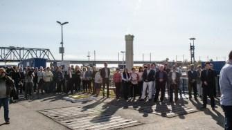 La festivitate au fost invitați foști și actuali angajați. FOTO Cătălin Schipor