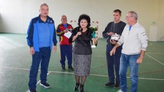 Cumpăna a găzduit fazele județene ale Memorialelor Gheorghe Ola și Gheorghe Ene . FOTO Primăria Cumpăna