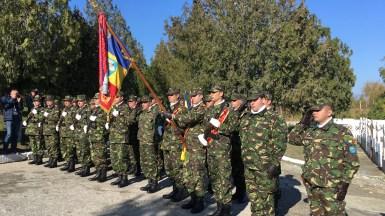 Comemorarea eroilor la Medgidia. FOTO CTnews.ro