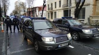 De 1 Decembrie, jandarmii au o dublă misiune: să defileze și să asigure măsuri de ordine publică: FOTO IJJ Constanța