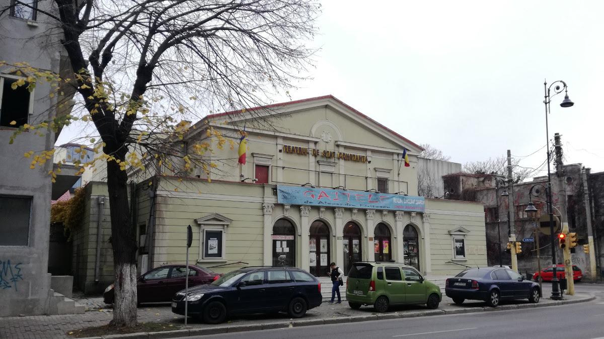 Teatrul de stat Constanta (Fantasio)