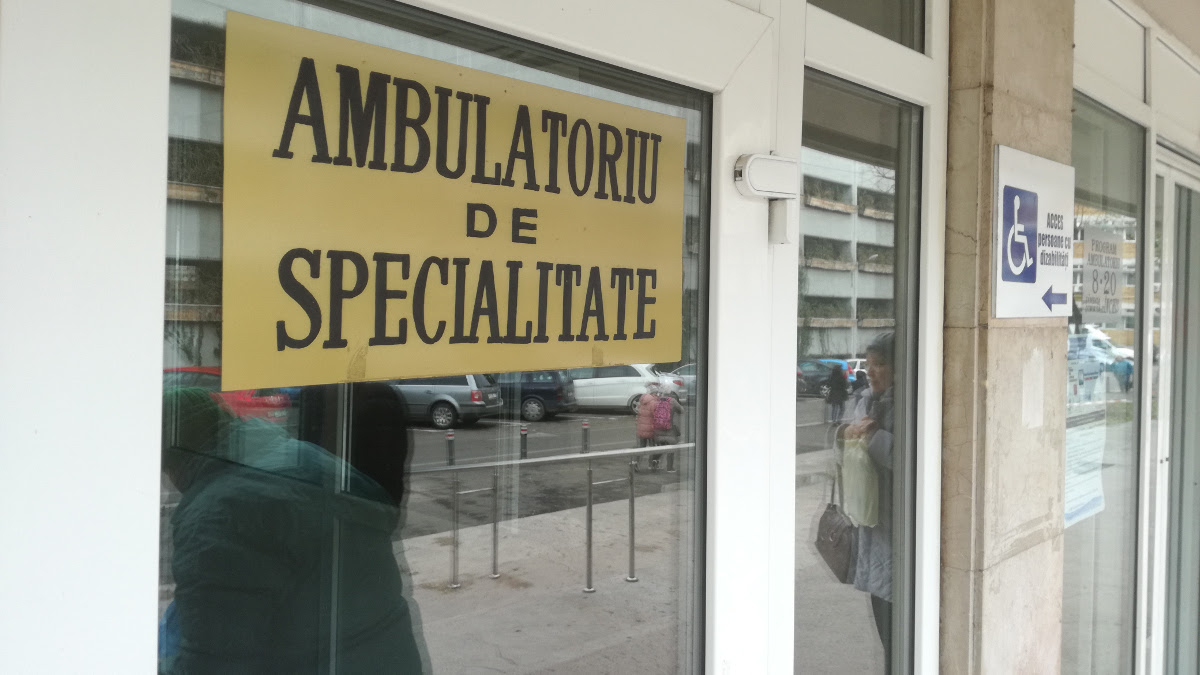 Ambulatoriu de specialitate Policlinica