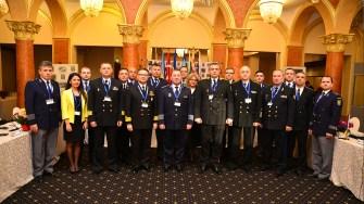 Poliţia de Frontieră Română preia, pentru un an de zile, preşedinţia Forumului de Cooperare, aflându-se la al patrulea mandat. FOTO Poliția de Frontieră