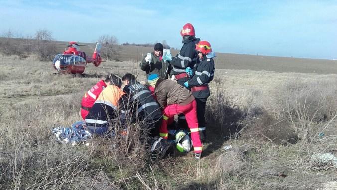 Accident feroviar la Năvodari