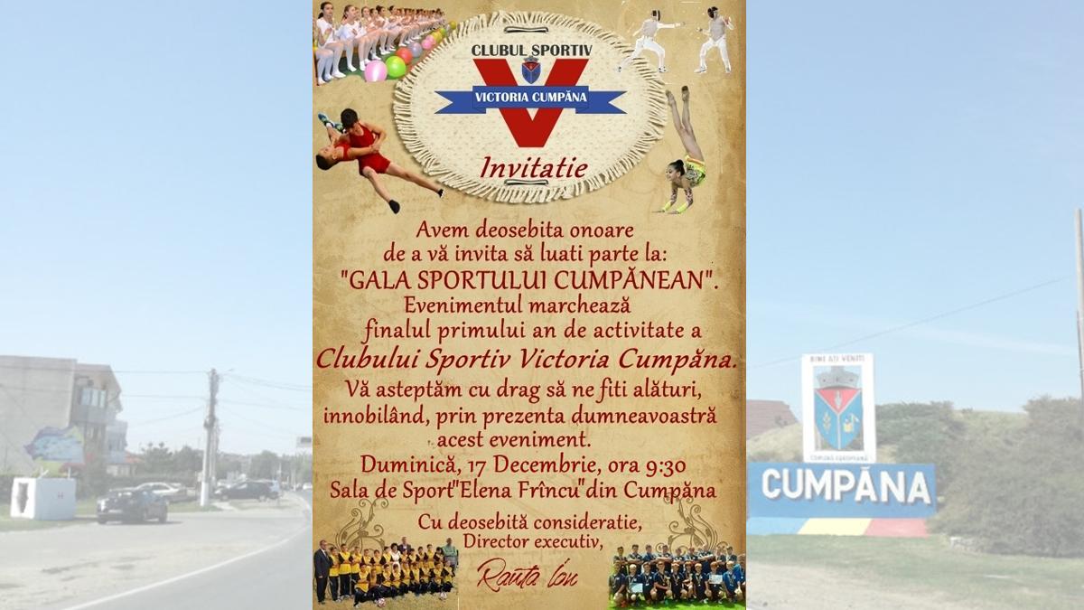 gala sport cumpana