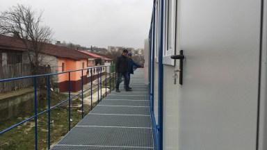 Locuințele sociale construite de Primăria Cernavodă. FOTO CTnews.ro