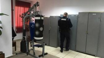 Jandarmeria Cernavodă s-a mutat într-un sediu pus la dispoziție de autoritățile locale.