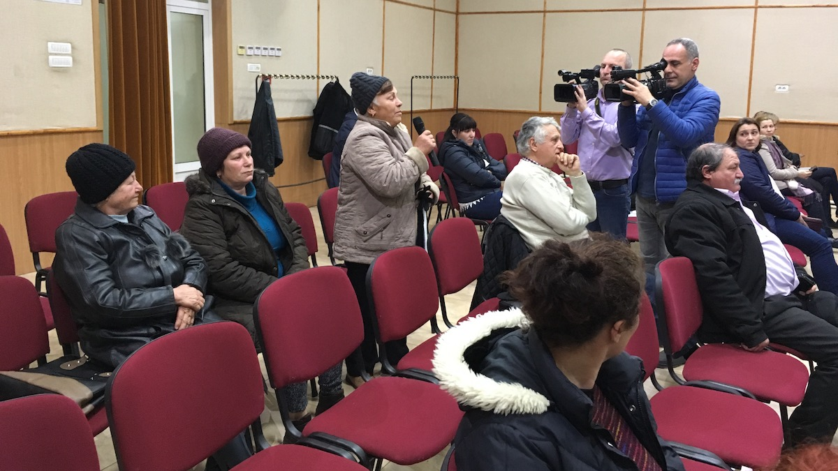 Dezbatere publică pe bugetul comunei Cumpăna. FOTO CTnews.ro