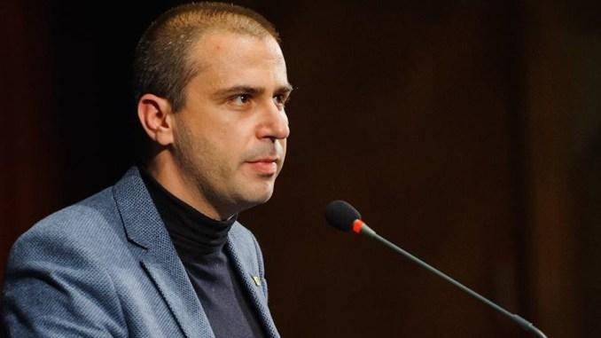 Septimiu Bourceanu, coordonatorul organizației PNL Constanța. FOTO Facebook