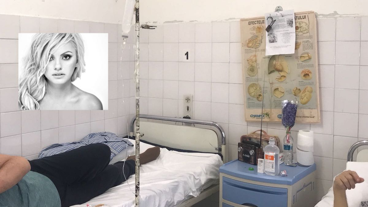 Imagine din Spitalul de Urgență Constanța. FOTO Alexandra Stan