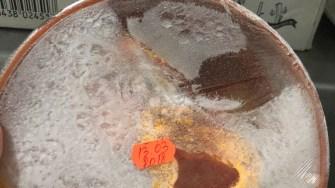 Inspectorii OPC au descoperit în bucătăria restaurantului Ankora mai multe probleme, în special de igienă. FOTO OPC Constanța