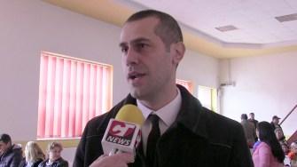 George Ionașcu, primarul din Mircea Vodă. FOTO CTnews.ro