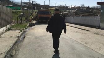Primăria Cernavodă reabilitează străzile surpate. FOTO CTnews.ro