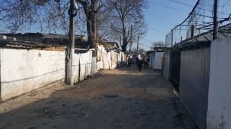 Intrarea Semănătorului și Intrarea Câmpului, două străzi cu probleme de igienă și curățenie. FOTO DGPL Constanța