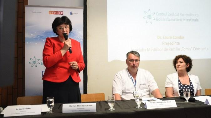 Cel de-al treilea Centru Dedicat Pacienților cu Boli Inflamatorii Intestinale din România a fost inaugurat la Constanța,