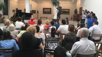 Elevii de la Casa de Cultură I.N. Roman din Medgidia, în spectacol. FOTO CTnews.ro