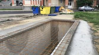 Sistem modern de colectare a deșeurilor la Cernavodă. FOTO CTnews.ro