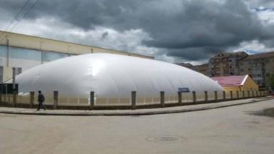 Bazin semiolimpic la Cernavodă. FOTO Primăria Cernavodă