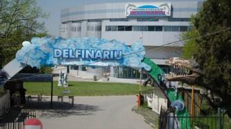 Delfinariu Constanța. FOTO Cătălin SCHIPOR