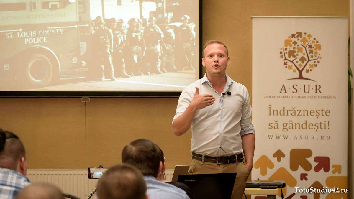 Conferința Raționalilor vine la Constanța. FOTO fotostudio42.ro