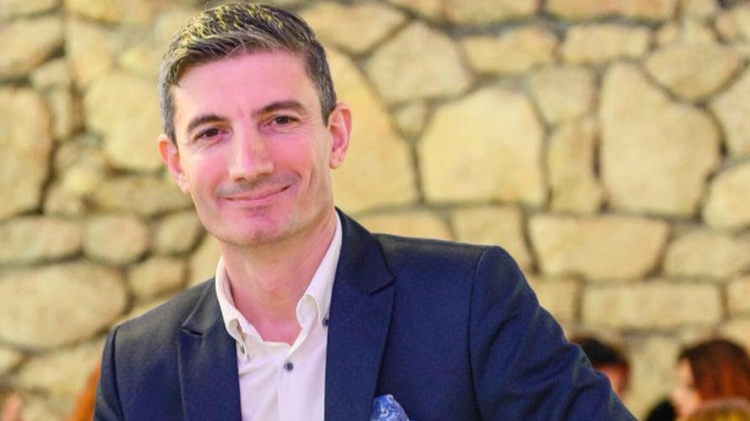 Deputatul PSD de Constanța George - Gabriel Vișan. FOTO Facebook