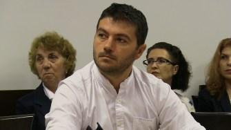 Primarul orașului Ovidiu, George Scupra. FOTO CTnews.ro