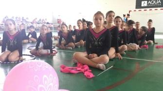 Concurs de Gimnastică Ritmică la Cumpăna. FOTO CTnews.ro