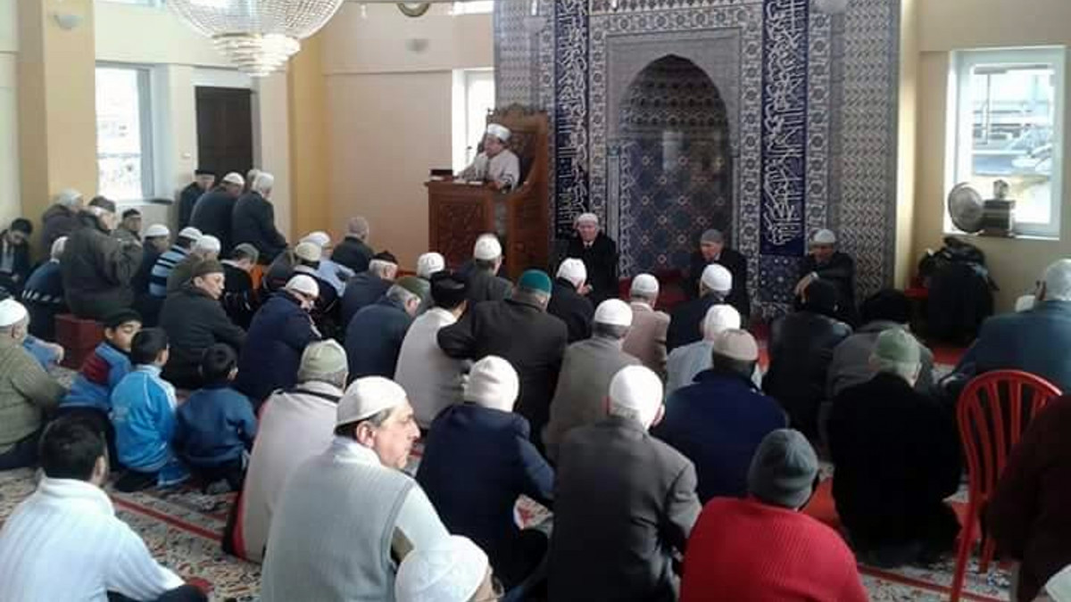 slujba musulmani bayram