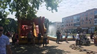 Copiii din Medgidia și împrejurimi au avut parte de o Zi a Copilului deosebită. FOTO CtNews.ro