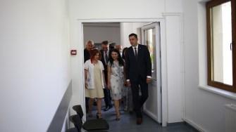 Afost inaugurată Secția de Recuperare, Medicină Fizică și Balneologie din cadrul Ambulatoriului Integrat Eforie. FOTO CJ Constanța