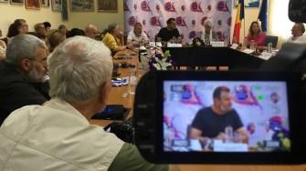 Debutul ediției 15 a Taberei de Pictură Medgidia. FOTO CTnews.ro