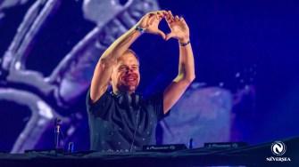 Armin Van Buuren, unul dintre cei mai așteptați artiștii la Festivalul Neversea. FOTO Neversea