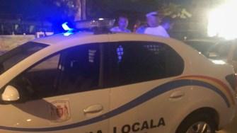 Polițiștii locali au stricat un joc de alba - neagra. FOTO DGPL Constanța