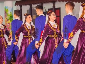 Dansuri tătărești la Constanța. FOTO CRUDTTMR