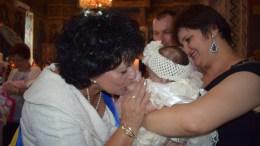 Primăria Cumpăna a botezat cinci copii abandonați. FOTO Primăria Cumpăna